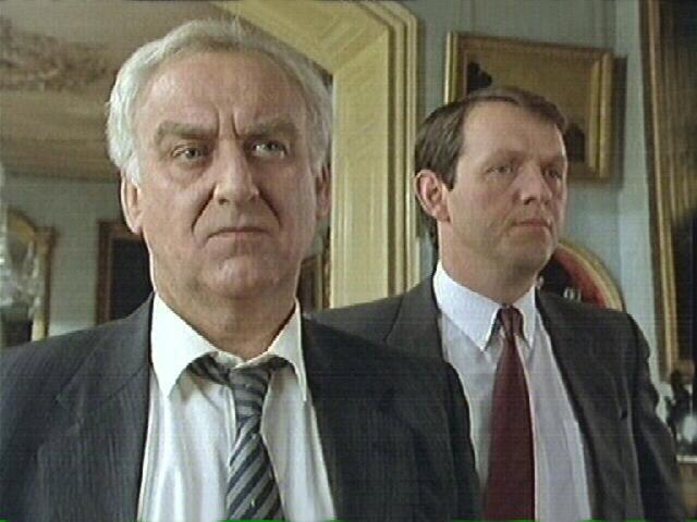 Inspector Morse TV Series