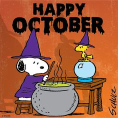 Happy october
