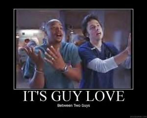 its guy love
