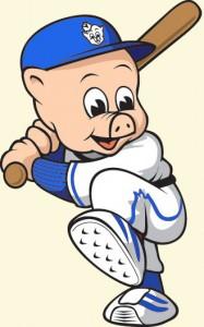 pig baseball