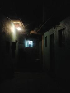 Ethiopian Brothel Toilet