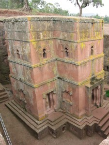 Church of St. George, Lalibela