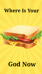 Herman: The Sandwich God