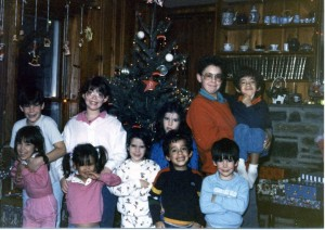 Family Christmas Insanity 1980s Style