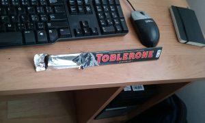 Mystery Toblerone